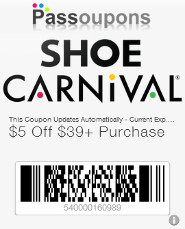 photo about Shoe Carnival Coupon Printable known as Shoe Carnival Within Discount codes - Sneakers For Yourstyles