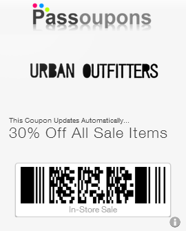 Urban outfitters coupon code 2018
