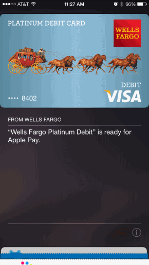 Credit Cards on Apple Wallet Apple Pay